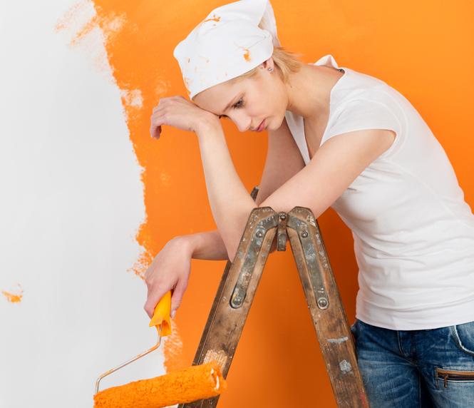 Веселые картинки ремонт квартир